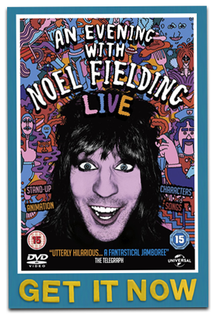 noel fielding interview